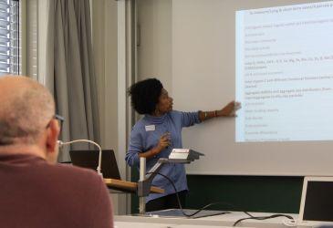 Esperanza Huerta, líder del caso de estudio de los Países Bajos