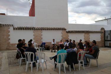 Reunión de agricultores en El Carpio, Córdoba